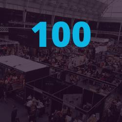 100 EXPOSANTS & MARQUES
